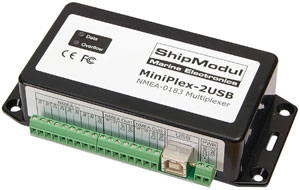 Shipmodul Miniplex-3USB £219.00