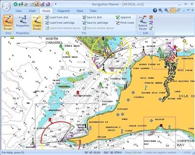 Navigation Planner 7 £49.99