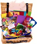 The Rainy Day Craft Hamper with over 45 things to make