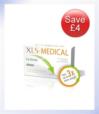 XLS Medical Fat Binding 30 Tablets