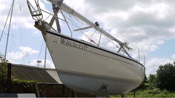 Dehler 34 VdS - Witchcraft for sale